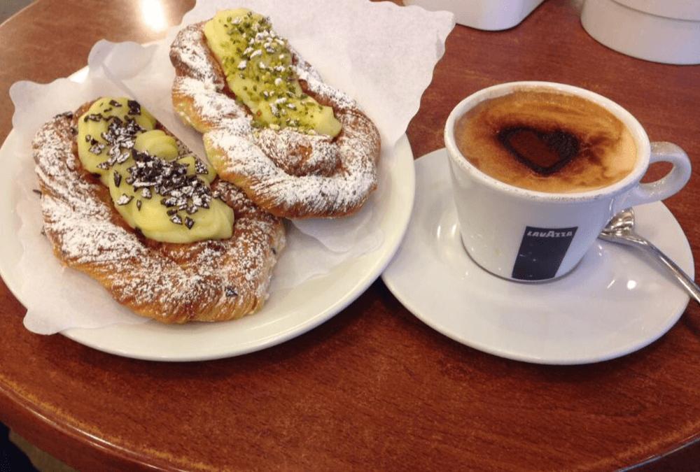 Colazione a Fregene