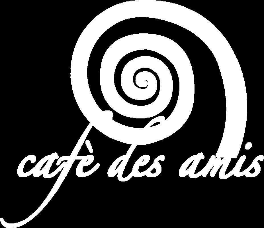 Logo di Cafe des Amis, bar pasticceria gelateria a Fregene