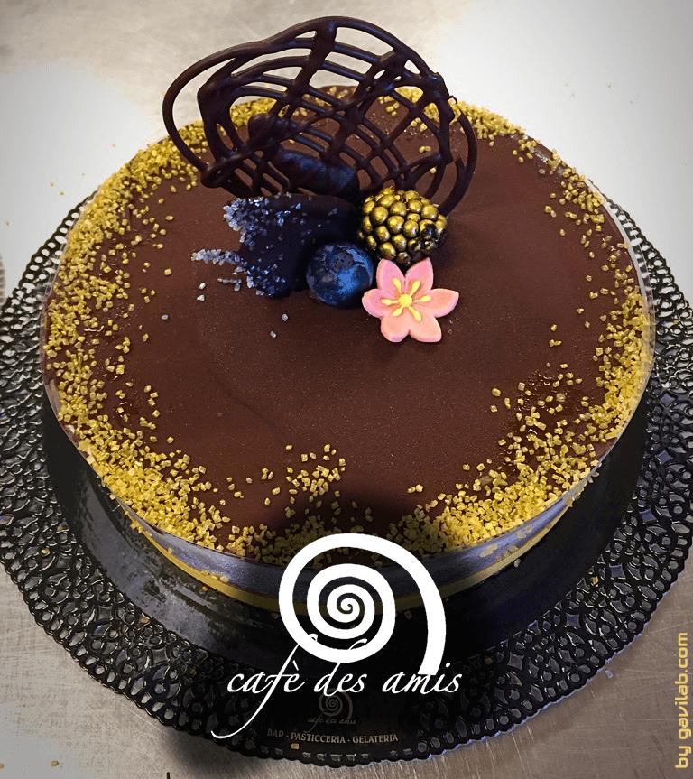 torta bar pasticceria des amis fregene